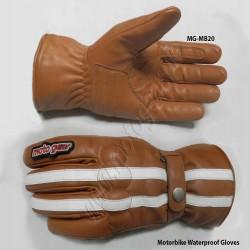 Rękawice motocyklowe custom...